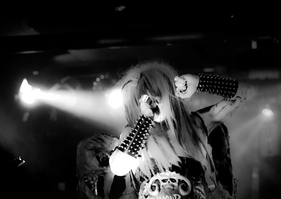 Demon Boy Live On Stage