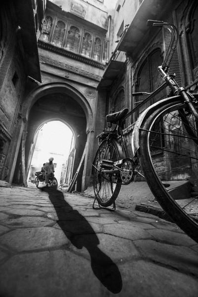 Street old Bikaner