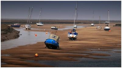 Low Tide at Blakeney