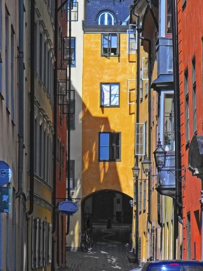 Stockholm Alley