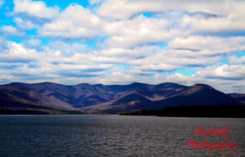 Shokan Reservoir in Shokan NY