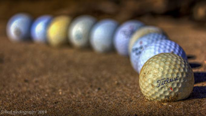 titleist by Follest - Commercial Style Photo Contest