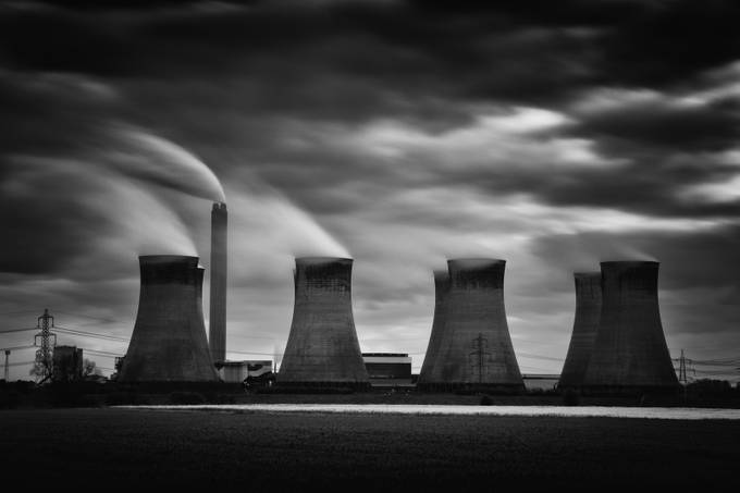 Power Station by SteveCheetham - Energy Photo Contest
