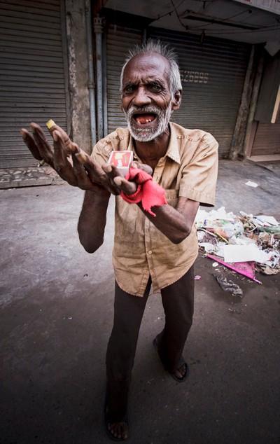 Beggar from Amritsar city
