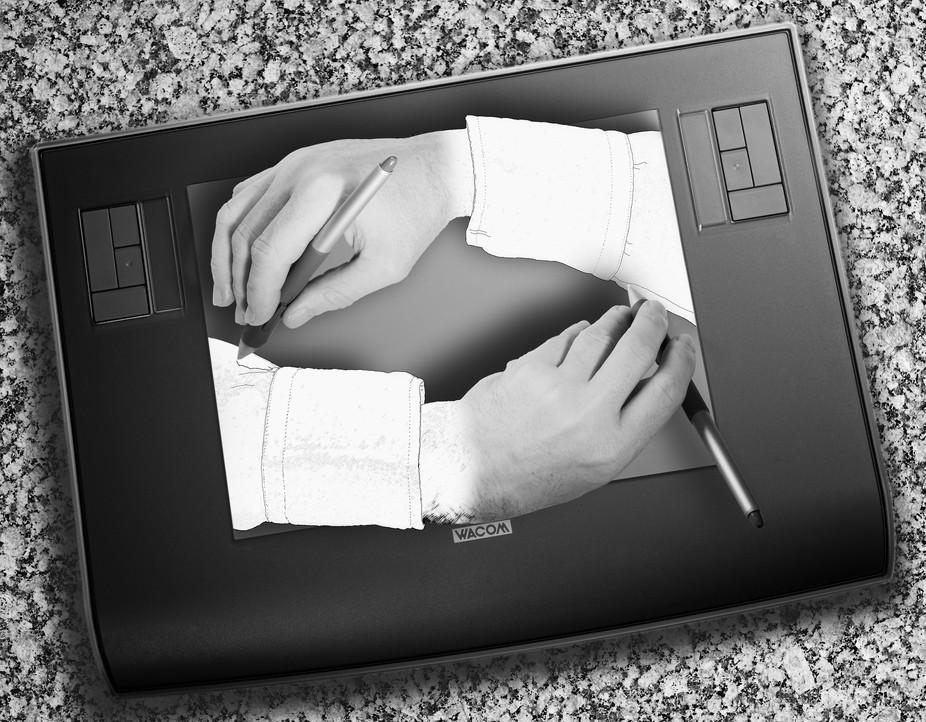 A modern take on Escher