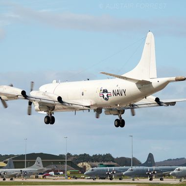 US Navy P3 Orion