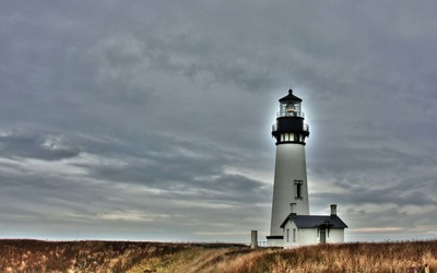 YAQUINA HEAD LIGHTHOUSE ~ Newport, OR