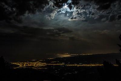 Moonlight show