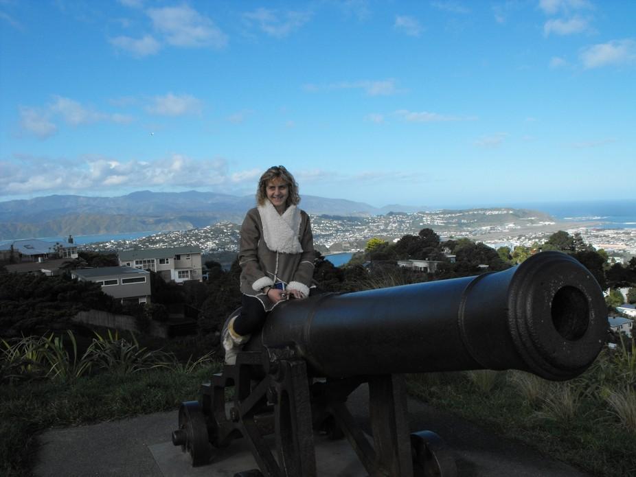 ANNIE IN NEW ZEALAND