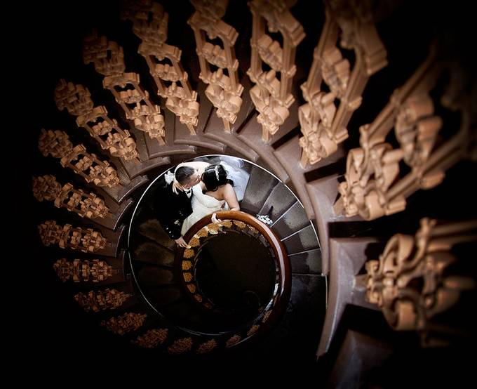 Spiral by kyliecarns - Stairways Photo Contest