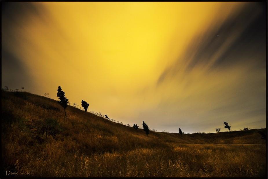 A Midsummer Night breeze