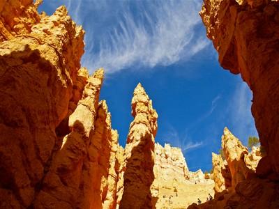 Hoodoos of the Navajo Trail