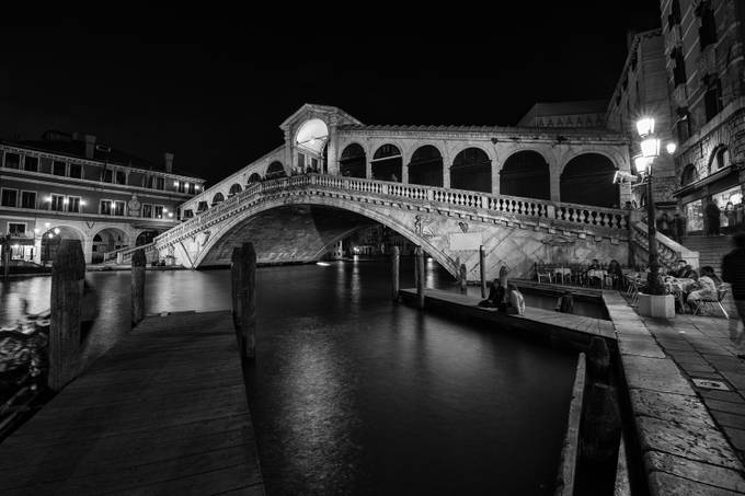 Rialto Bridge by BensViewfinder - Canals Photo Contest
