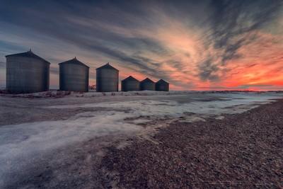 Prairie Dawn 198814