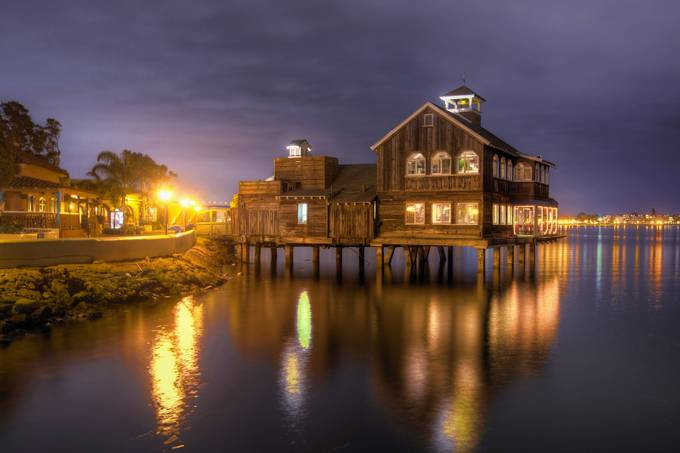 The Boathouse by christopherpayne - Light On Water Photo Contest