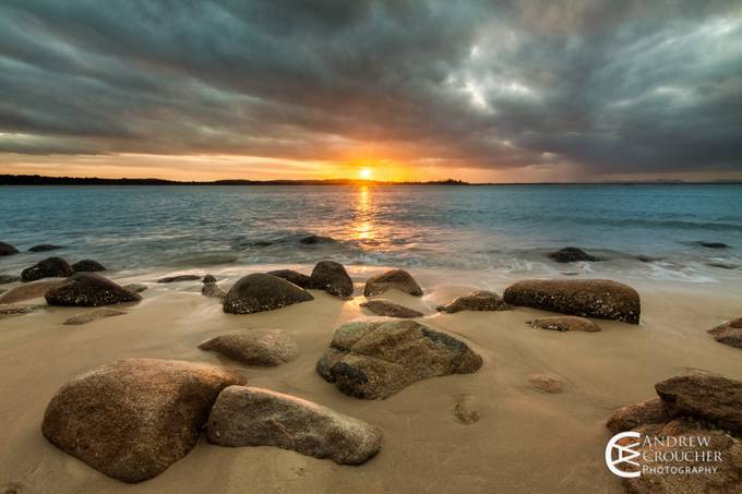 Andrew Croucher Photography - Trial Bay Sunset by andrewcroucher - Nature In HDR Photo Contest