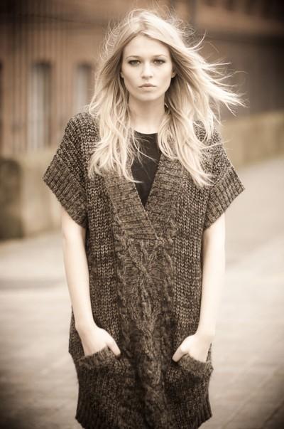 Future Supermodel in Knitwear Ancoats