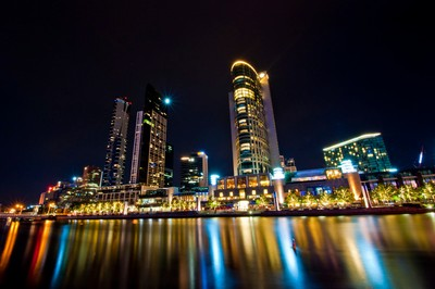 Crown on the Yarra