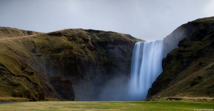 Iceland Waterfall by stuarthowarth - Beautiful Waterfalls Photo Contest