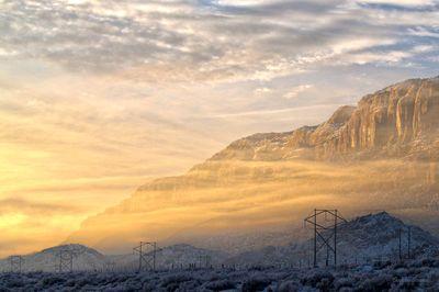 Utah Sunrise - Dec 16th, 2009