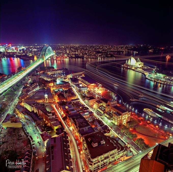 Sydney Harbour by PeterHardin - I Love My City Photo Contest