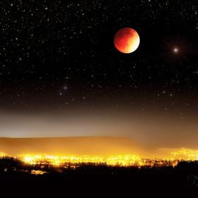Blood Moon Utah 2014