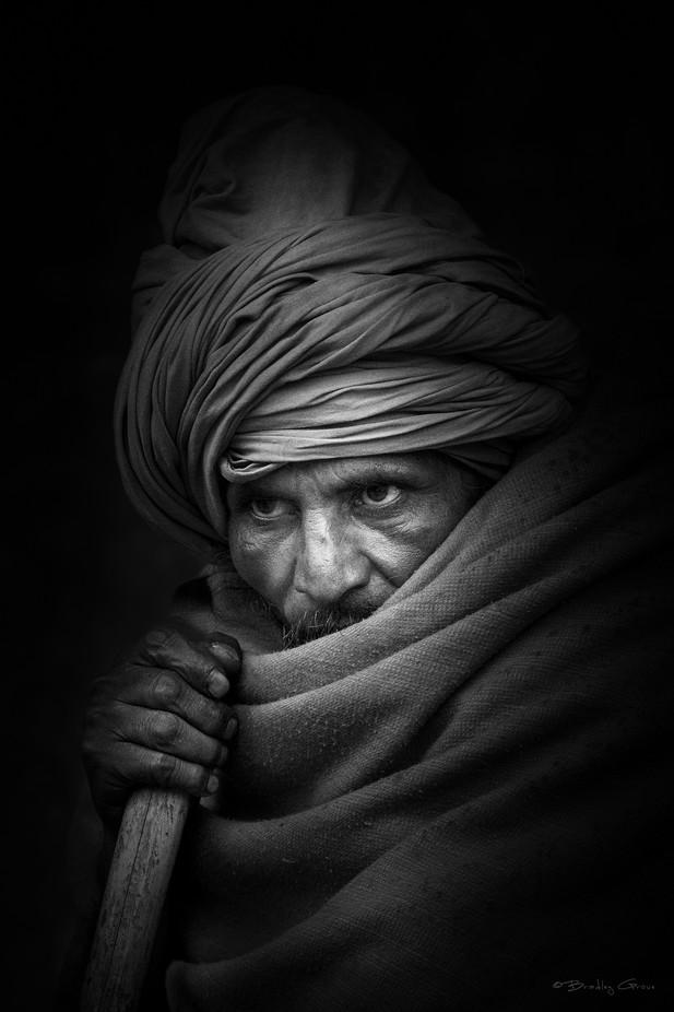 Shadow Walker by BradGrove - Dark Portraits Photo Contest