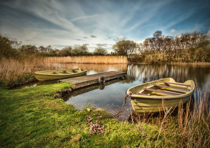 Silent Waters by jonnywilliams - HDR Photography Contest