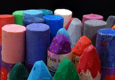 pastels