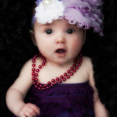 Purple Flapper
