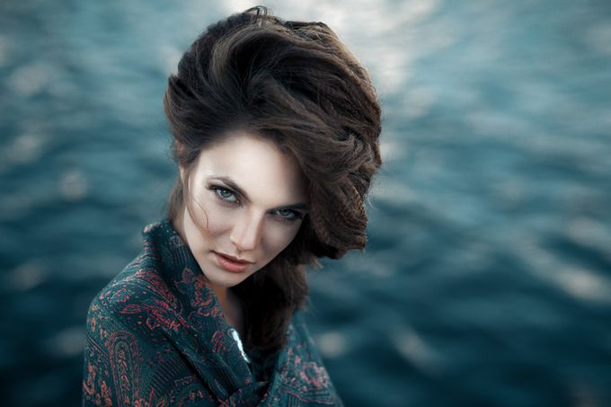 Marina by alexeytyurin - Faces Photo Contest by Focal Press