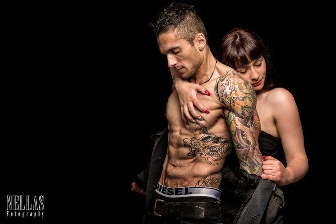 Gym passion by nellasfotographymalta - Fill Flash Photo Contest
