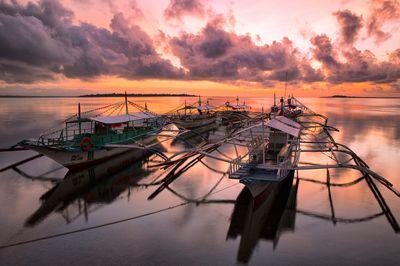 One Tranquil Morning At Honda Bay