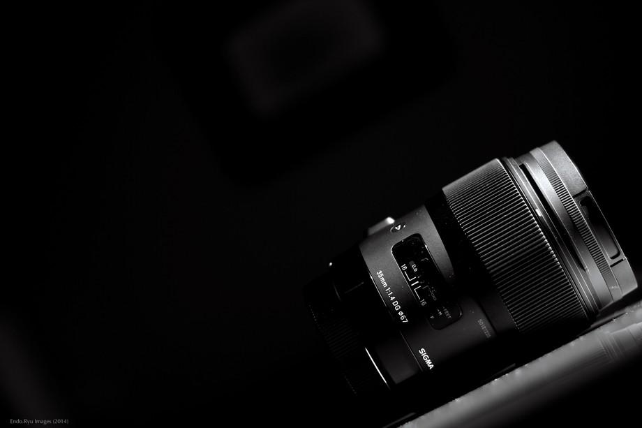 SIGMA 35mm F/1.4 DG HSM \'Art\'