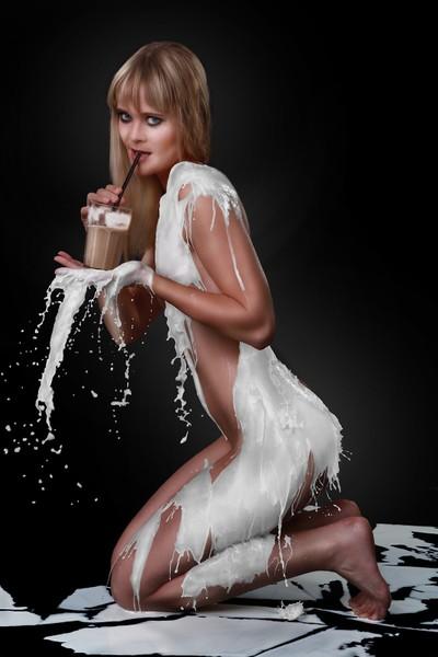 Milk Dress - Latte Macchiato