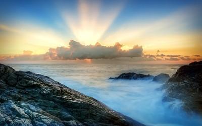 Port Maquarie Sunrise at Lighthouse Beach