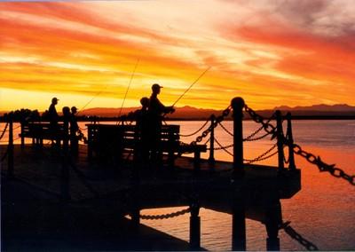 evening fishermen 001