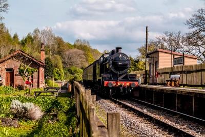 Steam Train No 88