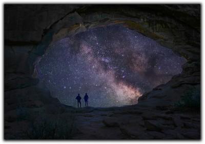 Stargazing Through A Window