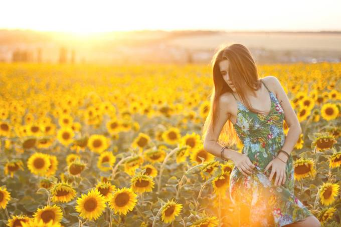 sunshine by Olya_Go - Elegant Photo Contest