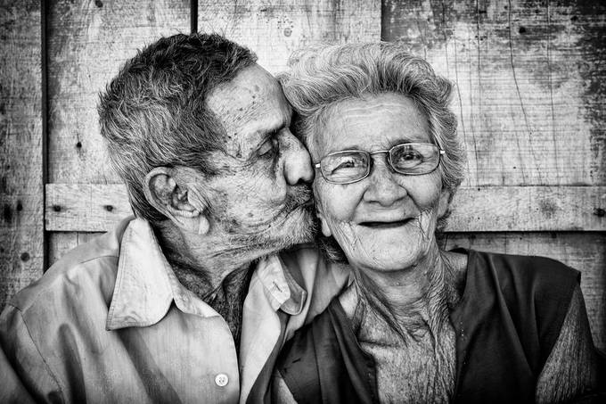 Eternal Love by willemkuijpers - Street Portraits Photo Contest