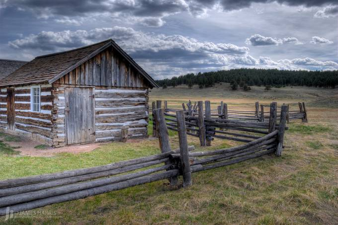 Hornbek Homestead by jamesharrisphoto - Fences Photo Contest