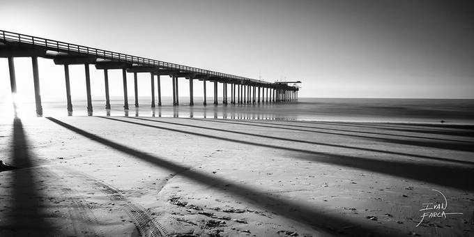 long shadowsch by ifarca - Epic Black and White Photo Contest