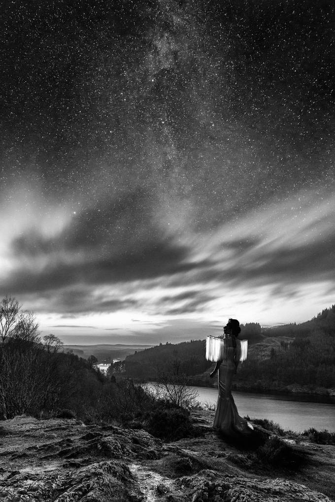 Going Home 2 by David-Gregory - Awesomeness In Black And White Photo Contest