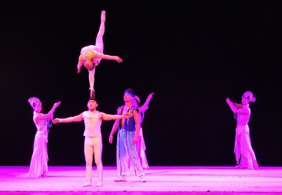 Chinese Dance Performance