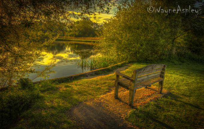 Time to think by wayneaspley - HDR Photography Contest