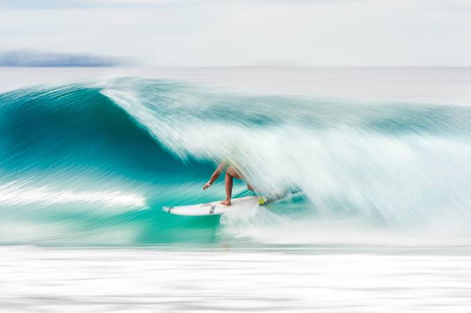 Surfer by KanaPhotography - Outdoor Action and Adventure Photo Contest by Focal Press
