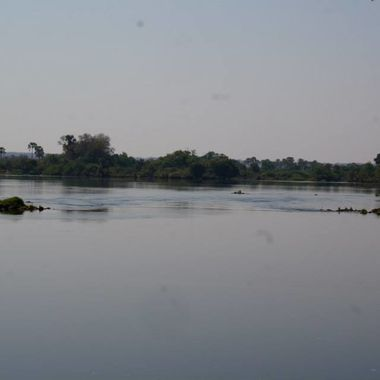 the Zambizee river