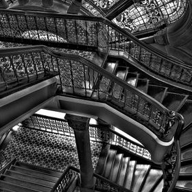 Grand Staircase Sydney, this is an award winning image