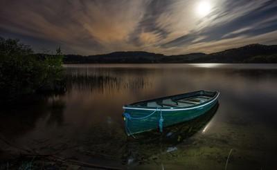 Loch Ard Boat